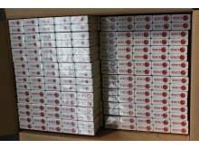 Pallets of pasta cigarette smuggle jailed