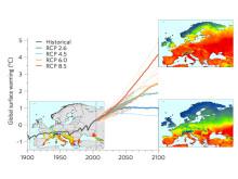 Kartläggning av denguerisken i Europa
