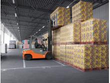Motviktsserien Toyota Traigo 80 utökad till 5,0 ton