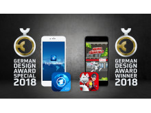 German Design Award 2018 - APPSfactory