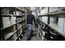 upBox - das intelligente, mobile Ersatzteillager