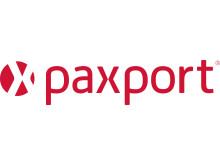 Paxport Red Logotype