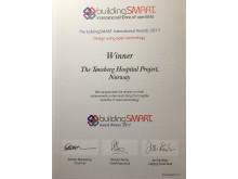 The buildingSMART International Awards 2017
