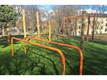 Vasaparken Utegym, Stockholm