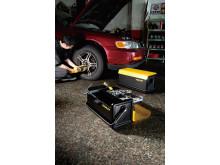 STANLEY Cajas de herramientas metálicas (2)