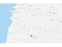 Karta till visning, BoKlok Smaragden i Färjestaden