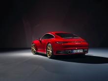 Nya Porsche 911 Carrera Coupé