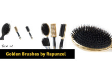 Golden Brushes by Rapunzel