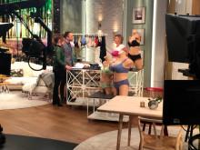 BH-skola i TV4 Nyhetsmorgon - PXC Underwear
