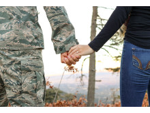 Militär och anhörig