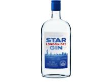 Star Dry Gin - Ny design