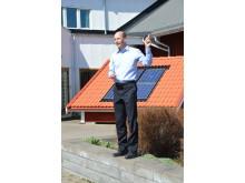 Magnus Nilsson, Verksamhetschef på Glava Energy Center