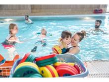 Kurser i babysim på IKSU sport