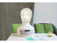 Tengai - the worlds first unbiased social job interview robot
