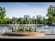 Skellefteå centrumparker