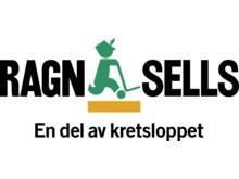 Regn-Sells logo i färg