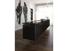 Silestone Iconic Black_kitchen countertop