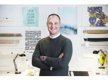Miki Tabakovic, säljchef för IKEA Business