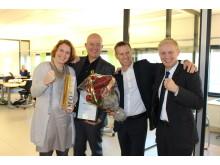 Telenor Norge - Årets Nyhetsrom 2013