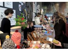 Julmarknad för design- och konsthantverk
