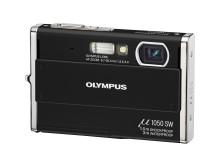 Olympus µ 1050 SW Svart