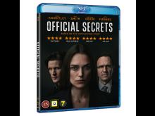 Official Secrets, Blu-ray