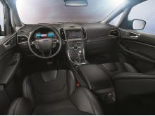 Nye S-MAX, interiørbilde