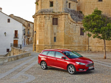 Uusi Ford Focus Wagon