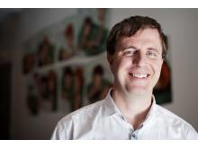 Xavier Crispin, professor i organisk elektronik