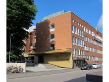 Science Park Jönköping fasad