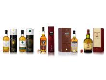 """Fünf """"Single Pot Still Irish Whiskeys"""" ergänzen das exklusive Portfolio der Prestige Selection."""