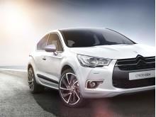 Citroën DS4 Front