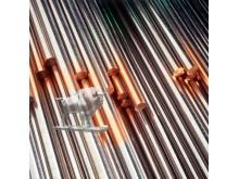 ASP och rostfritt stål