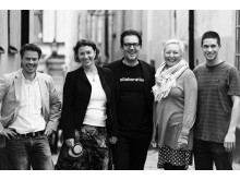 The new team at Open Communications
