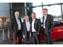 Nordvik Gruppen inngår intensjonsavtale med Bertel O. Steen