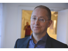 Jonas Claesson ny chef för verksamhetsområde Kirurgi