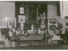 Fra Barselhjemutstillingen 1916. Arkivet er nå tatt opp i Norges dokumentarv.