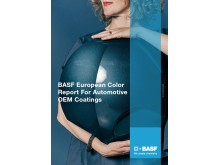 BASF's European Color Report for Automotive OEM Coating