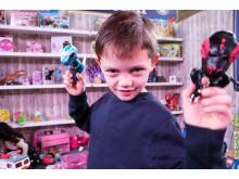 Dream Toys 2018 - Event Shots - Fingerlings Untamed Jailbreak T-Rex