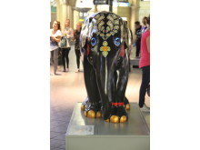 Elephant Parade makes debut in north West