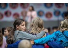 Vennskap er et sentralt tema i musikken til FORUT Barneaksjonen