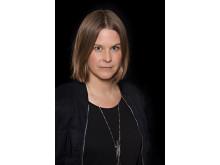Jennie Johansson, en av författarna till boken Slow Fashion.