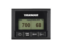 Hi-res image - YANMAR - YANMAR YD25 LCD Switch Panel Display