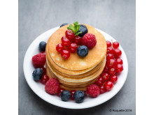 Pancake made from NUTRALYS® pea protein