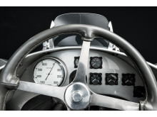 Cockpit i Auto Union Type D