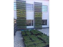 CityLam am Gebäude