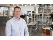 Tobias Björck, koordinator, ASSAR Industrial Innovation Arena