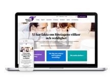 """Tillväxtverket - Vinnare av Guldhanden 2016 i kategorin """"Bästa offentliga webbplats"""""""