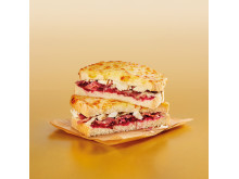 Costa Coffee Turkey Toastie