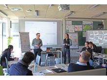 Rundtischgespräch am 4. März 2016 zur Vernetzung von regionalen Unternehmen und jungen Talenten